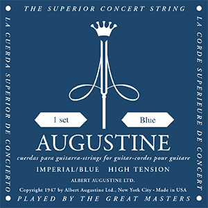 Augustine Imperial Blue Classical Strings