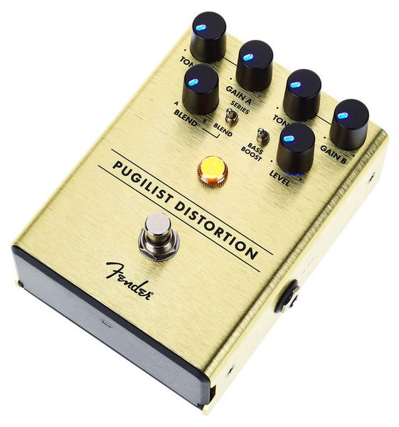 Fender 'Pugilist' Distortion (RRP £89)