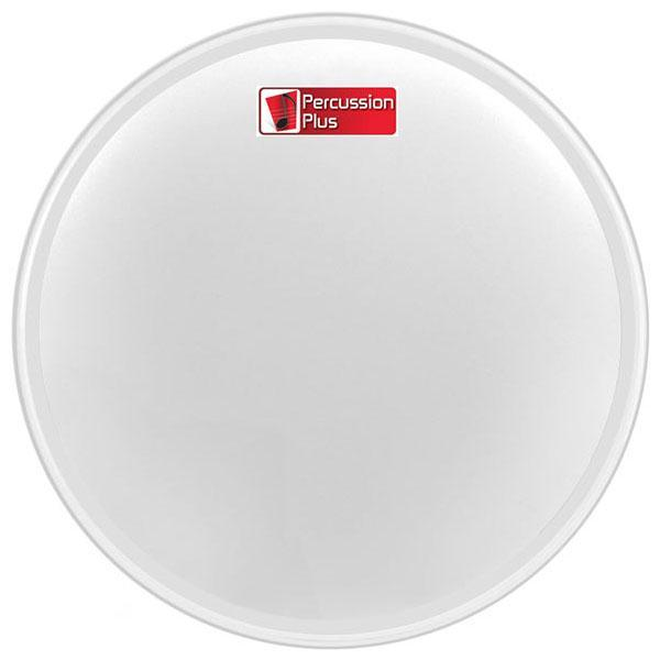 Percussion Plus 14'' Drum Head Tom Twinclear