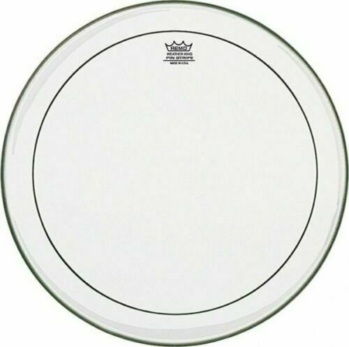 Remo 12'' Pinstripe Clear Drumhead