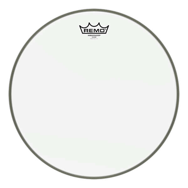Remo 8'' Ambassador Clear Drumhead